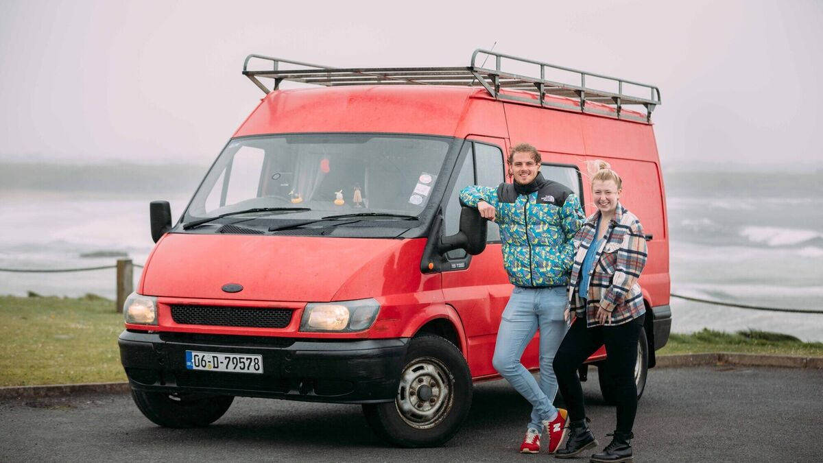 Motors & Me: 'A little house on wheels' - Pádraig Greene and his Ford Transit camper van
