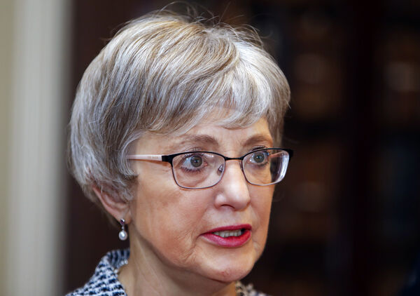 Katherine Zappone has announced she is not accepting her       appointment as UN Special Envoy on Freedom of Opinion and       Expression. File picture: Leah Farrell/RollingNews.ie