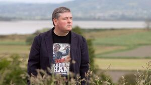 Darren Shan: 'People reading dystopian books have been better prepared for what has happened'