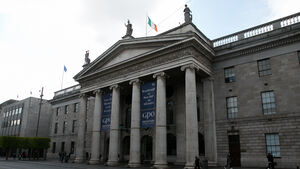 Men allegedly raped young           man while friend filmed it just yards from Dublin's GPO