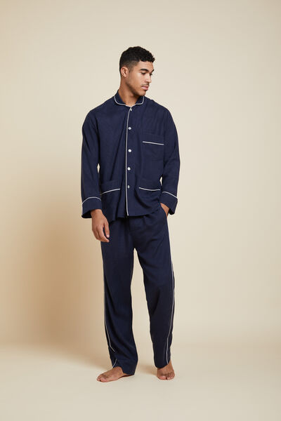 The appeal of pajamas as a viable wardrobe solution is familiar to some customers.
