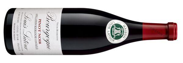 Louis Latour Bourgogne Pinot Noir 2020, France - € 18