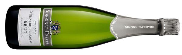 Simonnet-Febvre Crémant de Bourgogne, Chablis, France - € 18