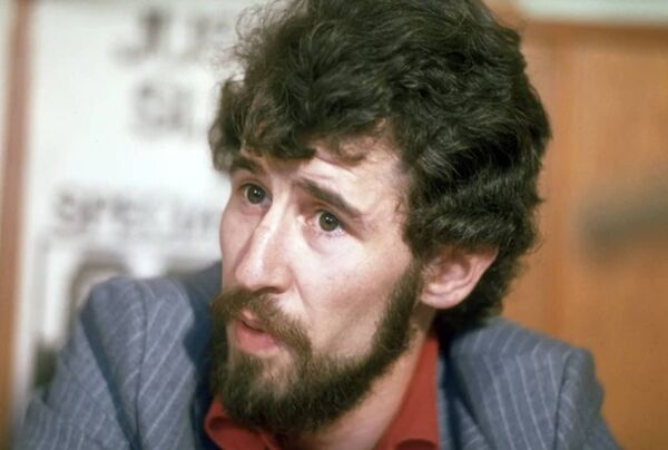 """Osgur Breatnach in 1980: """"My health deteriorated and deteriorated over the years. I had a nervous breakdown."""