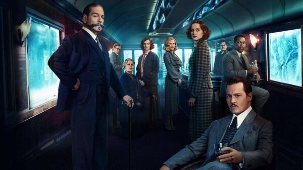 'My name is Hercule Poirot and I am probably the greatest detective in the world': Murder on the Orient Express