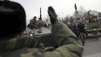 Ukraine plans for Crimea withdrawal