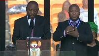 Mandela deaf signer 'was a fake'