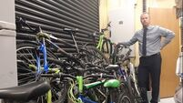 Expensive bikes being stolen and stripped for online auctions, warns garda
