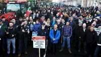 Protests continue as farmers demand meeting with Minister Creed