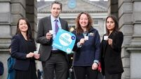 Minister launches service to make condoms freely available in colleges