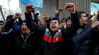 Crimea will be independent state if vote passes, parliament claims