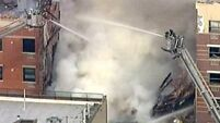 Seventh body found in NY blast rubble