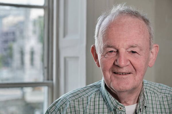 """Arthur Leahy: """"Something that stays with me is the number of people we have lost (due to the AIDS epidemic).  The huge number of gay men who have died because of it."""""""