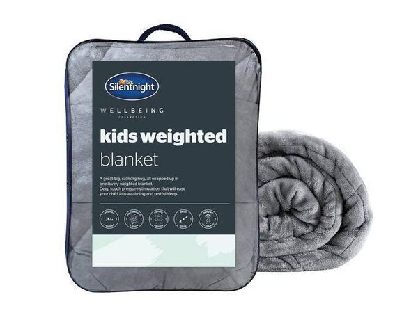Lidl weighted blanket for children, € 39.99.