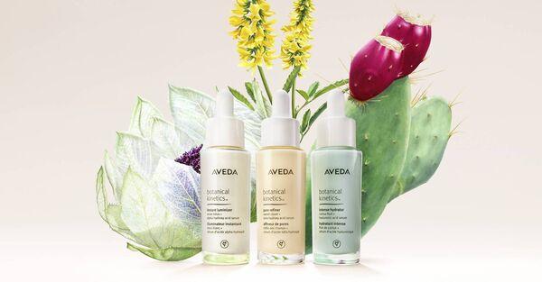 Aveda Botanical Kinetics serums, € 55.