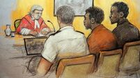 Jury hears that alleged Woolwich murderers lay in wait for a serviceman to come along