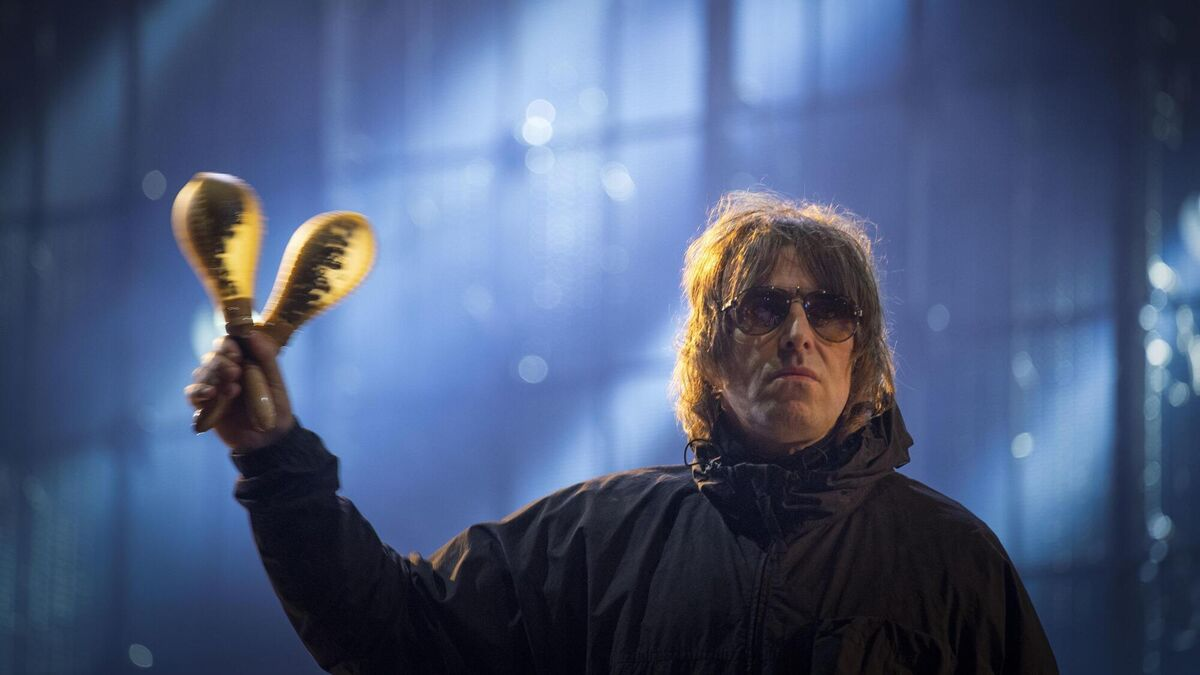 Liam Gallagher's Belfast gig postponed after that helicopter fall