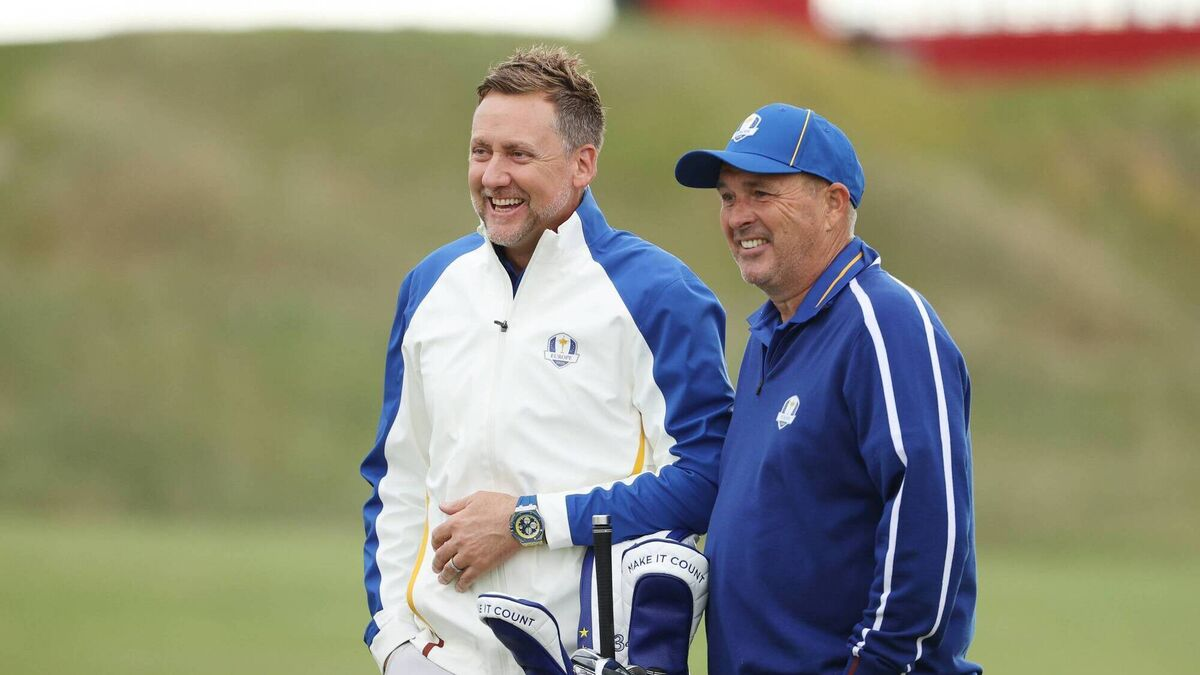 Ian Poulter: 'I'm not here to blow my own trumpet but I have added a lot to what the Ryder Cup is' - Irish Examiner