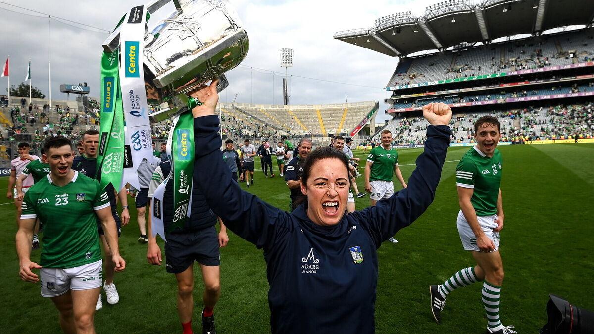 Caroline Currid 'part of the staff' at Munster, Johann van Graan confirms
