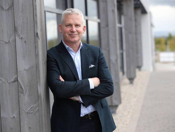 Fine Grain CEO Colin MacDonald.
