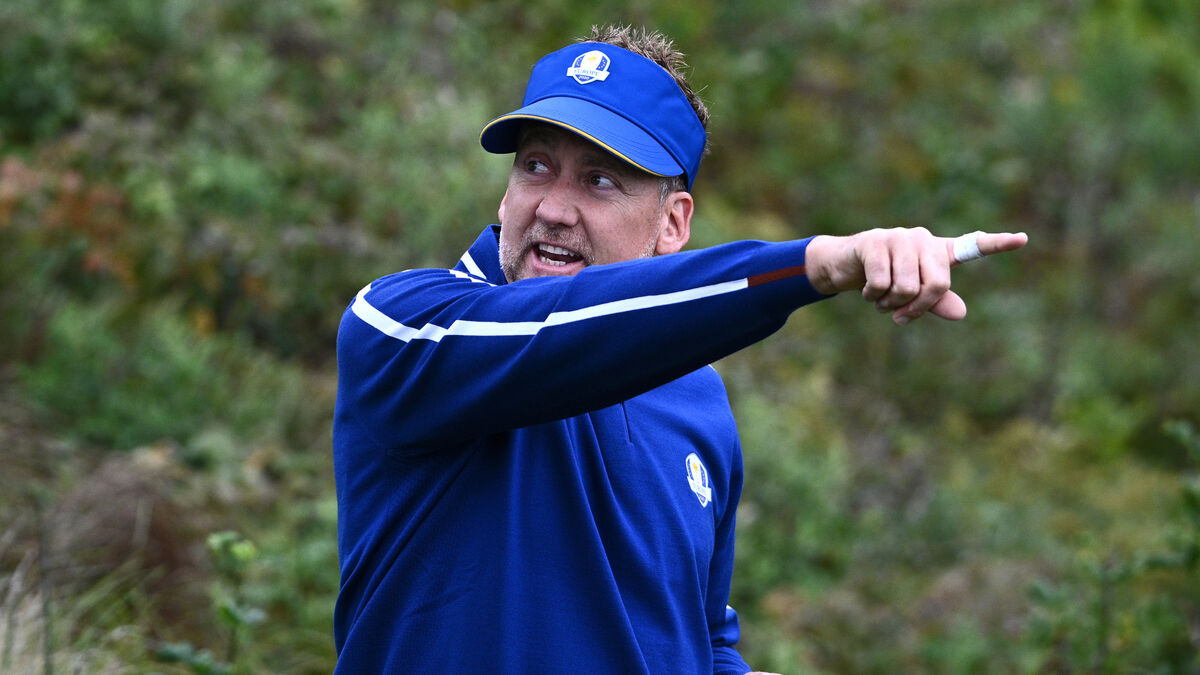 Ian Poulter leading the pack of future Ryder Cup captains waiting in the wings - Irish Examiner