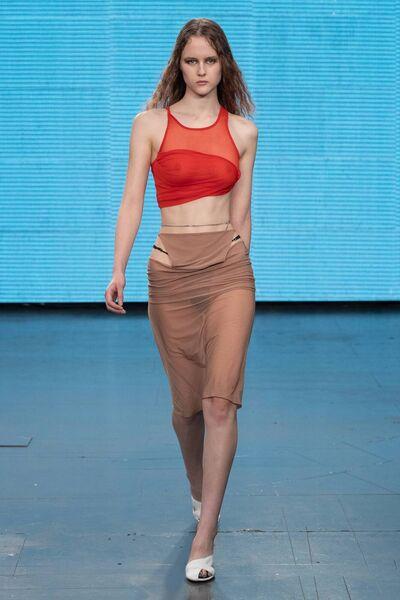 Supriya LeLe presents her collections as part of London Fashion Week SS22.  Photo: Chris Yates / Chris Yates Media