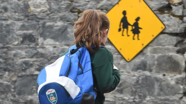 It will be the 'snuffly' children, who are otherwise doing well, who can pose challenges for nurseries and schools.  File photo: Larry Cummins