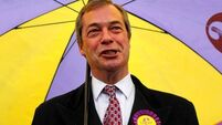 Farage gets in a tangle in radio interview