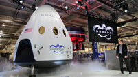 New private spacecraft will take crews into orbit