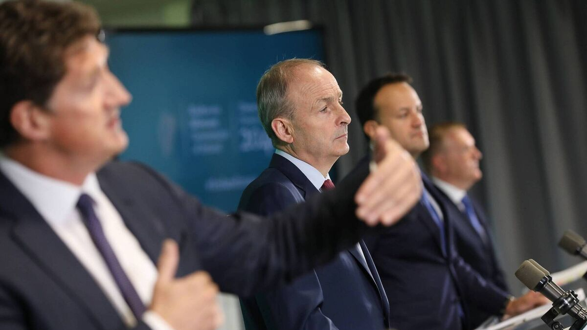 Daniel McConnell: National Development Plan row reveals tensions at heart of government
