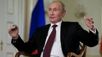 Putin: Ukraine must pre-pay for gas