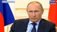 Putin: We will respect Ukraine poll