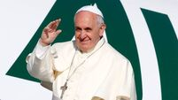 Pope begins visit to Middle East