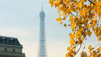 Paris shuts parks in wind alert