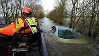 Anger grows amid new flood warnings in the UK