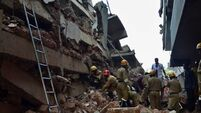 Seven die in Goa building collapse