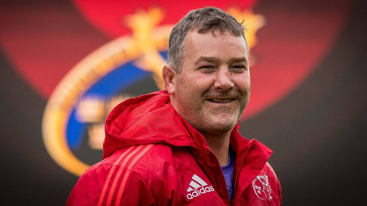 Anthony Foley five years on: 'We have good days and bad days. But we miss him all the time'