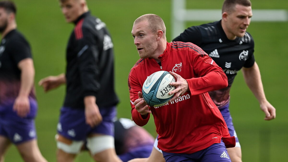 Keith Earls reveals bipolar diagnosis: 'I didn't know when I was Keith or Hank'
