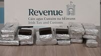 Revenue seize cannabis worth €100,000 in Dublin in two separate incidents