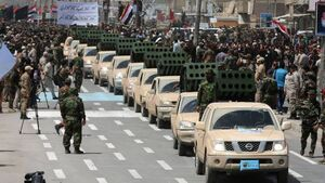 Sunni fighters expand Iraq offensive