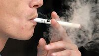 Surgeon urges e-cigarettes ban