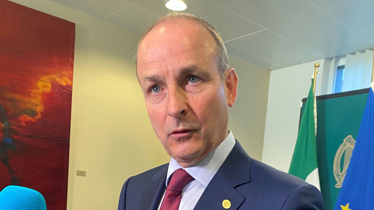 Micheál Martin: 'The Covid situation is taking a turn for the worse'