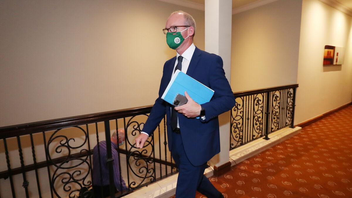 EU won't negotiate on Northern Ireland Protocol forever, Coveney warns