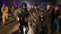 16 killed in suicide attack at Kabul restaurant