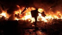Death toll up to 25 in Ukraine as more than 240 injured in clashes