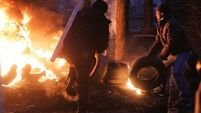Ukraine foes 'agree peace deal'
