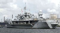 US sends warships to Black Sea amid Sochi security threat