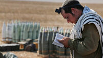 Israel ready to launch ground offensive