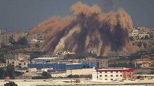 Hamas will pay 'very high' price, says Israel, as airstrikes kill 14