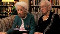 Justin who? 100 year-old BFFs give their take on modern culture